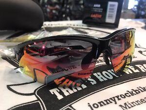 Lazer ARR Gloss Black Cycling Glasses