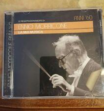 Album CD Anni '60. Le registrazioni inedite di Ennio Morricone - La mia musica