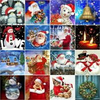 Christmas Gifts Full Drill DIY 5D Diamond Painting Home Decor Cross Stitch Kits