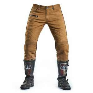 Fuel Motorcycles Sergeant Trousers - Sahara | CE Armour | Fast & Free Delivery