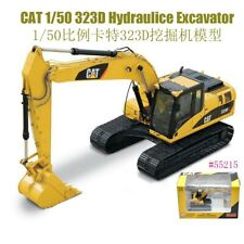Norscot Cat 320D  55215 1/50 Excavator Diecast Engineering Truck Alloy Vehicle