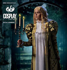 "McCalls Sewing Pattern 2053 COSPLAY ""SPECTRAL"" HISTORICAL Robe & Nightgown NEW"