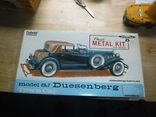 gabriel classic metal kit duesenberg unassembled look ~~~