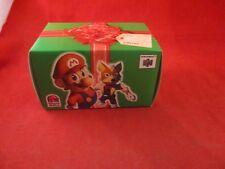 Taco Bell Nintendo 64 N64 EMPTY Promo Gift Box Super Mario Diddy Kong Star Fox