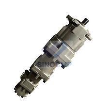 Hydraulic Pump 705-56-36051 705-56-36050 For Komatsu WA320-5L Wheel Loader