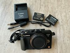 Panasonic LUMIX DMC-GX1 16.0MP Digital Camera Kit - Black (Body Only)