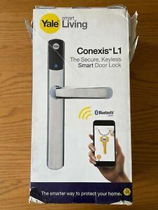 Yale Smart Living Conexis L1 Smart Door Lock SD-L1000-CH * NEW BOXED * A