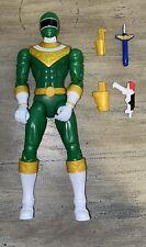 power rangers legacy zeo green ranger