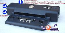 Port Replicator D600 Latitude D610 D620 D630 D800 D810 D820 D830