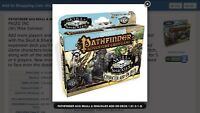 Pathfinder Adventure Card Game: Skull & Shackles Character Add-on Deck NEW