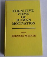 Cognitive Views of Human Motivation (1974, Hardcover) ISBN 9780127419503