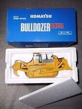 KOMATSU BULLDOZER D475A 1/50 métal  JAPON  conrad nzg