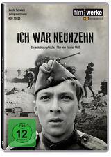 Ich War 19 neunzehn ROLF HOPPE jaeckie Negro Remasterizado DVD NUEVO Konrad Wolf