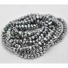 Rondell Strang Perlen, Schmucksteine & -kugeln