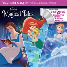 Disney Princess Magical Tales, Paperback by Watts, David (ADP); Disney Storyb...