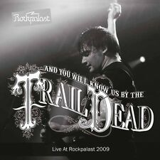 ...AND YOU WILL KNOW US BY THE TRAIL OF DEAD -LIVE AT ROCKPALAST 2 VINYL LP NEU