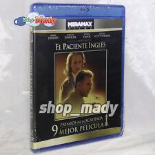 El Paciente Ingles / The English Patient Blu-ray Región A