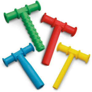 Chewing T Tube chewy chewlery  Sensory Chew Autism SEN Biting Aid