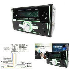 2Din Car USB SD FM Bluetooth Autoradio Audio Stereo MP3Player ISO Remote Control