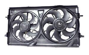 CF2011940 Dual Radiator Fan 2005-2010 Chevrolet Cobalt 2004-2007 Saturn Ion 2.0L