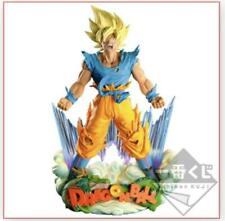 Dragon Ball Super Saiyan Son Goku Figure BANPURESTO Ichiban Kuji Amusement