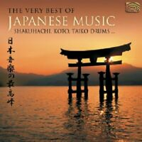 The Very Best Of Japanese Music [CD]