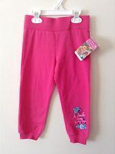 NWT Girl's Sz: 4T, Sweater Pant By Disney Princess, Pink.