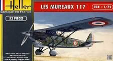 Heller Les Mureaux 117 France Plane modèle-Kit 1:72 Avion France Kit
