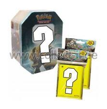 1 vacía Pokemon Tin-box + 100 ultra pro Sleeves