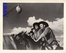 Montgomery Clift Red River production shot  VINTAGE Photo
