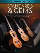 Standards & Gems - Ukulele Ensemble Series (Early Intermediate), Hal Leonard Cor
