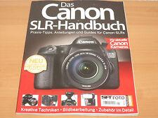 DAS CANON SLR-HANDBUCH Ausgabe 06/2015 Neuwertig