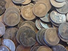 500 edward penny coin 500 coins Bulk Lot Collection british 500 lot