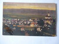Ansichtskarte Gundelsheim A.N. Feldpost