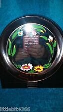 VINTAGE STAND MIRROR BY YAP'S PLAYS YOU LIGHT UP MY LIFE JEWELRY DRAWER FLOWERS