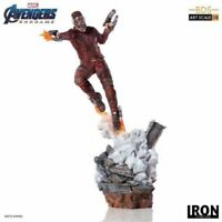 Iron Studios 1/10 Star Lord BDS Avengers: Endgame Statue GK Collectibles Figure