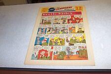 COMICS THE OVERSEAS WEEKLY 10 JULY 1960 BEETLE BAILEY THE KATZENJAMMER KIDS