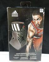 Adidas Ankle Brace LEFT XXL GRAY & BLACK Performance adizero Speedwrap   T1