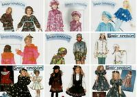 Simplicity Daisy Kingdom Sewing Pattern Your Choice Sizes Child Girls Misses