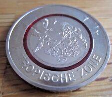 5 € Münze Deutschland 2017, Tropische Zone J, Bi-Metall, Polymerring (st)