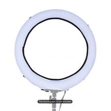 "18""/45CM Macro Ring Video Light Flash Speedlite Softbox Diffuser Reflector C8N3"