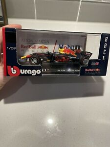 Bburago Race 2017 Red Bull Racing RB13 #33 Max Verstappen 1:32 New in Box