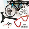 Cycling Bike Storage Garage Wall Mount Rack Hanger Bike Steel Hook Stand Holder