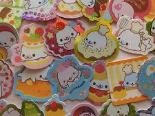 San-X MAMEGOMA Seal flake sack sticker rilakkuma cute sanrio GIFT kawaii vintage