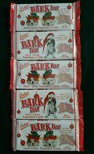 5 x PALMER BARK BAR White Candy Peppermint Crunch - 4.5 oz ea. FREE SHIPPING