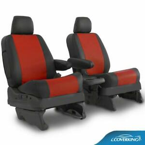 Seat Covers Leatherette For Honda Odyssey Coverking Custom Fit