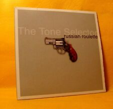Cardsleeve single CD The Tone Selector Russian Roulette 3TR 2000 Hard House