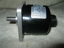 Dynapar hc6255000061001 encoder 3/8 shaft flange mounted 5-26v