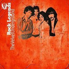 CD DIGIPACK 15T THE VELVET UNDERGROUND ROCK LEGENDS 07