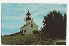 Old Point Loma Lighthouse San Diego USA Old Postcard 369a ^